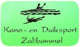 Kano- en duiksport Zaltbommel